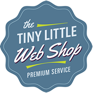 Mighty Little Web Shop logo