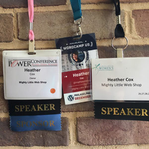 Heather Cox speaker event passes