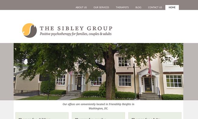 Sibley_Group_web_design