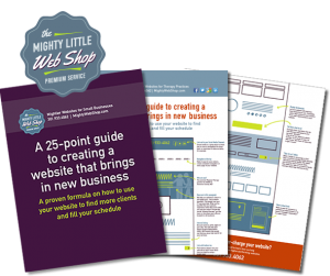 25-point website guide