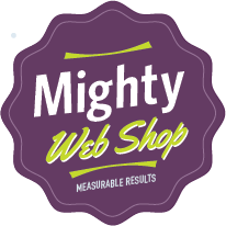 Mighy Little Web Shop logo