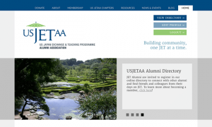 USJETAA web design