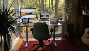 website training office space