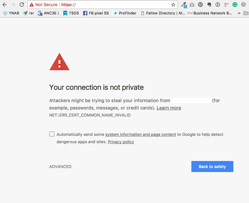 Google's new rule: Why you need a security certificate on your website